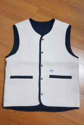 에스피오나지_Espionage Reversible Vest (S급)