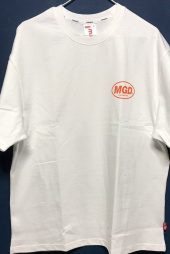 마하그리드(MAHAGRID) BACK MGD TEE ORANGE (MG1JMMT507A) 후기