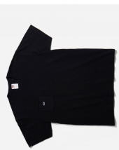 커버낫(COVERNAT) [COVERNAT  X FTL] 1PACK 210g POCKET TEE BLACK 후기
