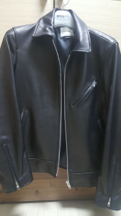 비바스튜디오(VIVASTUDIO) SINGLE RIDERS JACKET IS [BLACK] 후기