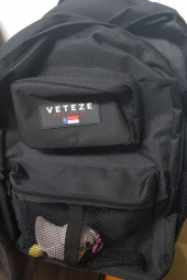 베테제(VETEZE) RETRO SPORT BAG - BK 후기