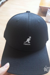 캉골(KANGOL) Wool Flexfit Baseball 8650 BLACK 후기