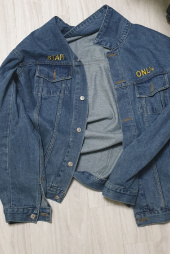 스텝온리(STAFFONLY) SAFETY BELT DENIM JACKET (BLUE) 후기