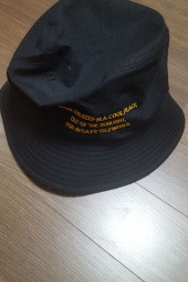 스텝온리(STAFFONLY) STAFF BUCKET HAT 후기