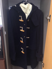 비바스튜디오(VIVASTUDIO) DUFFLE COAT GA [NAVY] 후기