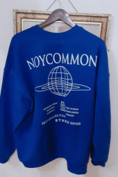 노이커먼(NOYCOMMON) PLANET SWEATSHIRT GY 후기
