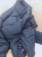 인사일런스(INSILENCE) ESSENTIAL DOWN JACKET (black) 후기