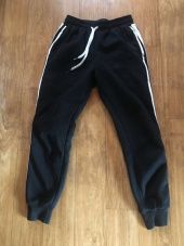 테이크이지(TAKEASY) LINE CROP JOGGER (BLACK) 후기
