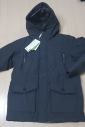 에스피오나지(ESPIONAGE) EG07 Colby Heavy Down Parka Charcoal 후기