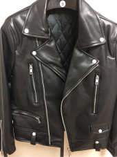 라퍼지스토어(LAFUDGESTORE) [FW ver.]FS Leather Rider Jacket_Woman 후기
