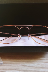 리끌로우(RECLOW) RC 3579 ROSE GOLD 후기