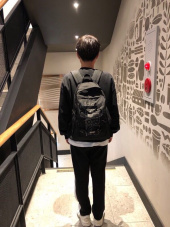 써드위브(THIRDWEAVE) 3M SCOTCHLITE™ BACKPACK 후기