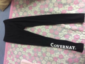 커버낫(COVERNAT) AUTHENTIC LOGO LEGGINGS 후기