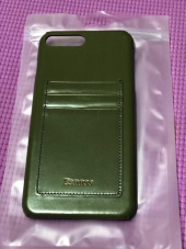 페넥(FENNEC) Leather iPhone7+/8+ Card Case 후기
