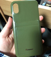 페넥(FENNEC) Leather iPhone7/8 Card Case 후기