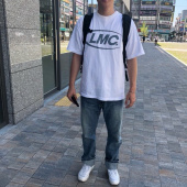엘엠씨(LMC) LMC CO LOGO TEE white 후기