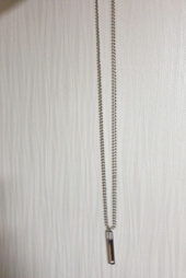오와이(OY) STICK NECKLACE 후기