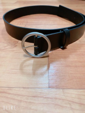 피스워커(PIECE WORKER) O-Ring Belt / Black 후기