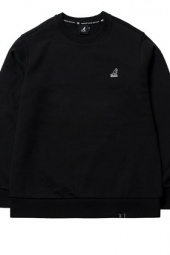 캉골(KANGOL) Club Sweatshirt 1600 Black 후기