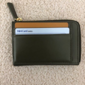 페넥(FENNEC) Mini Wallet 2 - Khaki 후기