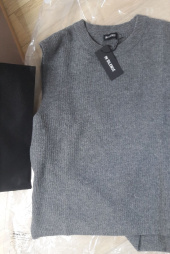 인사일런스(INSILENCE) WOOL KNIT VEST (black) 후기