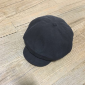 슬리피슬립(SLEEPYSLIP) [unisex]SIGNATURE BLACK NEWSBOY CAP 후기