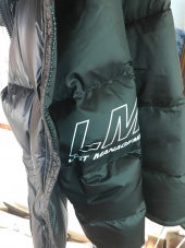 엘엠씨(LMC) LMC LIGHT DOWN PARKA light gray 후기