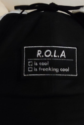 로라로라(ROLAROLA) (CH-18706) ROLA EARMUFFS BUCKET HAT BLACK 후기