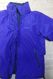 커버낫(COVERNAT) REVERSIBLE DUCK DOWN PUFFER PARKA PURPLE 후기