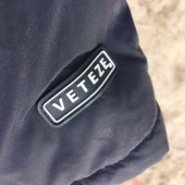 베테제(VETEZE) Signature Short Padding (black) 후기