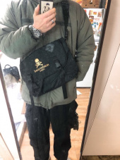 에스피오나지(ESPIONAGE) Jeff ECWCS Gen III Level 7 Parka Grey Olive 후기
