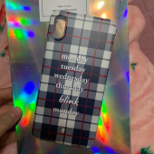 기키(GEEKY) phone case FRAT no.3 후기