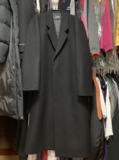 인사일런스(INSILENCE) CASHMERE TAILORED COAT (black) 후기