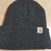 칼하트(CARHARTT) 103265 Woodside Hat 비니 - Coal Heather - 19 d9694e22a047