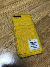 페넥(FENNEC) C&S iPHONE 7/8 CASE - YELLOW 후기