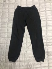 해버대셔리(HABERDASHERY) HH ATHLETIC SWEAT PANTS (BLACK) 후기