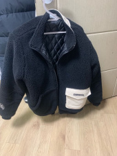 모티브스트릿(MOTIVESTREET) CORDUROY POCKET FLEECE JACKET 후기