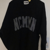 노이커먼(NOYCOMMON) NC BIG LOGO SWEATSHIRT SB 후기