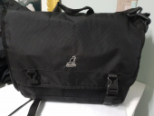 캉골(KANGOL) Regular Messenger Bag 2017 BLACK 후기