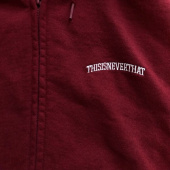 디스이즈네버댓(THISISNEVERTHAT) ARC-Logo ZIPUP Sweat Grey 후기
