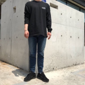 엘엠씨(LMC) LMC 3D CO LONG SLV TEE black 후기