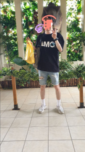 엘엠씨(LMC) LMC EARTH LOGO TEE white 후기