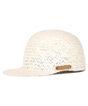 페이퍼코드(PAPERCODE) STRAW RIDING CAP_WHITE