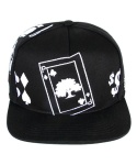 페이퍼코드(PAPERCODE) MAGIC SNAPBACK_WHITE