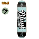 블라인드(BLIND) [Blind] RUGBY MINT/BLACK SS DECK 8.25