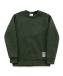 쟈니웨스트(JHONNY WEST) Knit Crewneck (Grass)