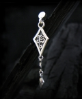 스털링워스(STERLINGWORTH) BT DIA-D STERLINGSILVER EARRING