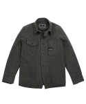 어레인지(ARRANGE) Heavy Wool Railroad Chore Jacket (Charcoal)