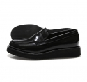 모옌(MOYEN) RAOUL LOAFER (HAND-MADE CRAFTED) - BLACK