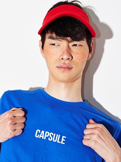 Musinsa Capsule 1/2 T-shirt